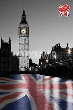 Poster Import Londra Olimpiadi Big Ben