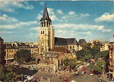 BT4129 Carrefour et Eglise saint germain des Pres paris France