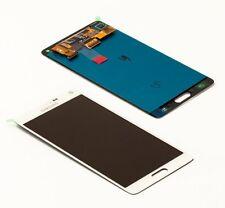 Display Lcd Touch Originale Samsung Galaxy Note 4 N910F Bianco White sm-n910f