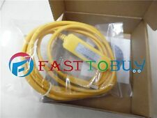 USB-SC09-FX For Mitsubishi PLC Programming Cable FX1S/1N/2N/3U Support Win7 New