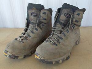 Zamberlan Men's size 13 Leopard GTX Hiking Boots ~ Gore-Tex ~ made in IItaly