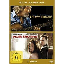 Crazy Heart / Walk the Line - (DVD)
