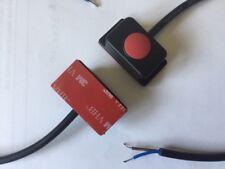Waterproof push button switch IP68