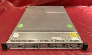 Cisco UCSC-C220M3SBE 2x E5-2609 QC 2.4GHz 32GB 6x 500GB 7.2K HDD A03-D500GC3