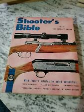 The Shooter's Bible No.52 1961 Giant Edition Stoeger Arms Corporation Catalog