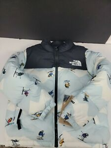 The North Face Toddler Nuptse Jacket 6T New 700 Down Kids Girls Boys