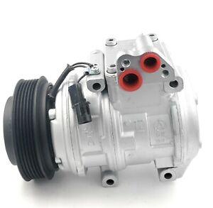 AC Compressor Fits Hyundai Genesis Coupe L4 2.0L OEM 10PA17C CO8398