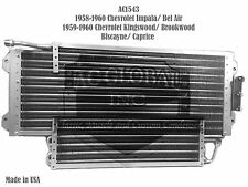58 59 60 Chevrolet Chevy Biscayne Impala BelAir Kingswood AC CONDENSER AC1543