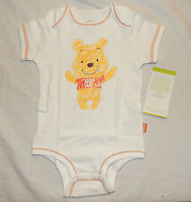 NEW Unisex Disney Baby Winnie the Pooh One Piece, Size  6-9 Months, Shower Gift