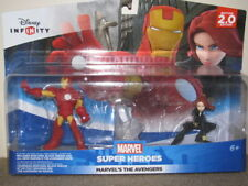 DISNEY INFINITY MARVEL'S THE AVENGERS  PLAYSET 2.0 - With Bonus 2.0 Disc Pack