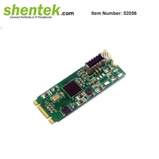 Shentek 1 Port Internal USB-C 3.1 M.2 Card