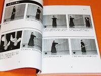 Japanese JODO technical book Japan Kendo jojutsu martial art sword #0340