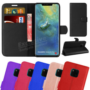 Huawei Mate 20 PRO Phone Case Luxury Leather Magnetic Flip Wallet Stand Cover