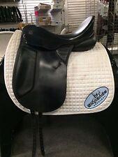 Used Kieffer Lech Profi Dressage Saddle 17.5'' Black