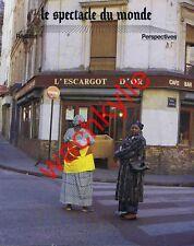 Le spectacle du monde 337 du 04/1990 Immigration Paris Allemagne Berlioz Ottoman