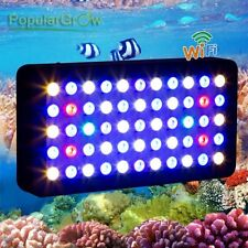 Full Spectrum WIFI 165W LED Aquarium Light für Reef Coral FishTank Beleuchtung