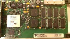 NI PCI-5922 National Intruments 24-Bit Flex-Resolution Oscilloscope/Digitizer