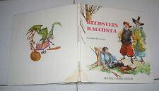 Ludwig BECHSTEIN RACCONTA Illustr Cremonini Fabbri 1ed 1961 Libri di cristallo 7