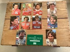 More details for post cards grand prix drivers of the 1980's
