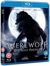 Werewolf - The Beast Among Us (Blu-ray, 2012)
