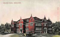 Postcard High School in Adrian, Michigan~123121