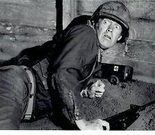 "1981 Vintage Photo actor Ronny Cox on set filming a scene on TV Show ""Darkroom"""