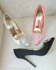 Belle Satin Heels for Women