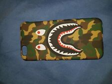 Phone Case Bape Bathing Ape Hard Cover Fits iPhone 6S