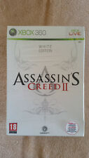 Assassin's Creed 2 White Edition Xbox 360 / neuf blister . collector . Full Fr