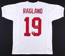 Reggie Ragland Signed Alabama Crimson Tide Jersey (JSA COA)