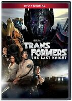 Transformers: The Last Knight [New DVD]