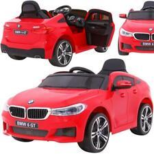B-WARE Kinder Elektroauto elektrisches Kinderauto BMW 6 GT 12V mit EVA Ledersitz