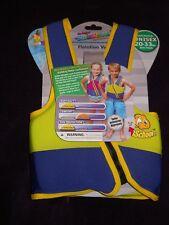 "NWT~Original SwimSchool ""Learn to Swim"" Flotation Vest ~Small 20 - 33 LBS~Unisex"