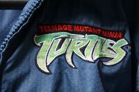 Teenage Mutant Ninja Turtles TMNT lined jacket coat boys M 8 Halloween