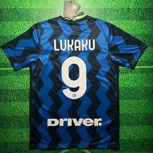 Lukaku Inter Milan 20/21 Home Jersey