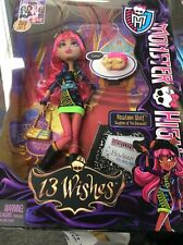Monster High 13 Wishes Howleen Wolf Doll  2012 editon  new