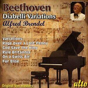 BEETHOVEN L. VAN - DIABELLI VARIATIONS [CD]