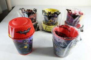 Mcdonalds 2014 The Lego Movie Cups- lot Set  toys cup