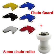Dirt PitBike 8mm Chain Roller+Chain Guide Guard Thumpstar Swingarm 110/140/160cc