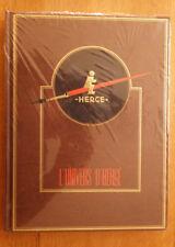 L'univers d'Hergé Rombaldi tome 3 Illustrations 1987 neuf