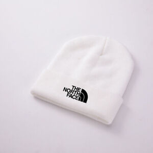 Mens Womens The North Face Woolly Ski Beanie Hat Classic Winter Warm Wool Beenie