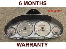 98-2001 Acura Integra OEM Instrument Cluster speedometer - 6 Month Warranty