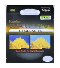 KENKO SMART BY TOKINA 49MM CIRCULAR POLARISING FILTER CPL CIRC-POL PLC