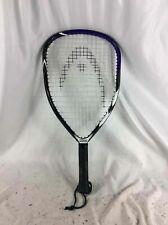 "Cabeza Pirámide 205g Squash Raqueta,, 3 5/8"""