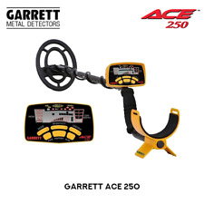 Metalldetektor Garrett Ace 250 ACE250 Metalldetektor Viel Zubehör Superpack