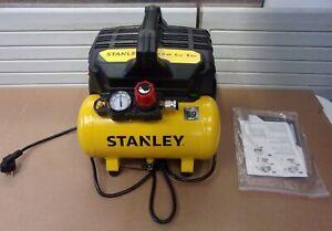 Stanley DST 100/8/6 Elektro-Kompressor, I01645