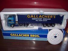 Corgi Modern  Heavy 75803 MAN F2000 Curtainside Gallacher Bros 1/50 Scale