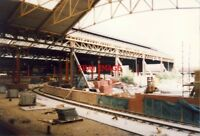 PHOTO  METRO CONSTRUCTION 1991 MANCHESTER VICTORIA INTERIOR AFTER BURY LINE CLOS
