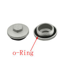 2 Pack Honda Engine Valve Tappet Adjustment Cover Cap O-Ring 12361-300-000