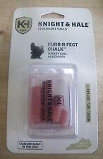 Knight & Hale Purr-r-fect chalk turkey call accessory custom built in the Usa